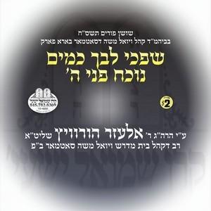 SHIFCHI LIBEICH KAMAYIM