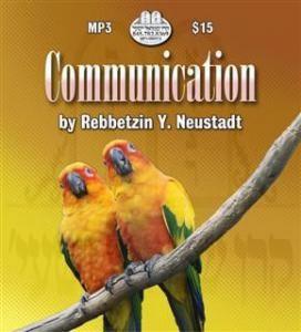 COMMUNICATION - ENGLISH