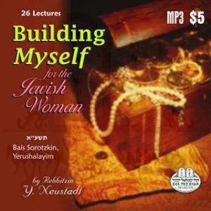 BUILDING MYSELF-ENGLISH